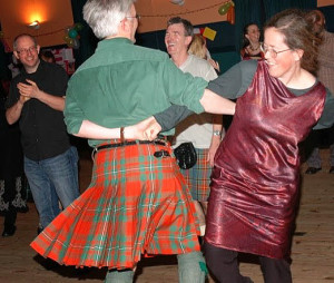Sangstream's social activities - ceilidhs