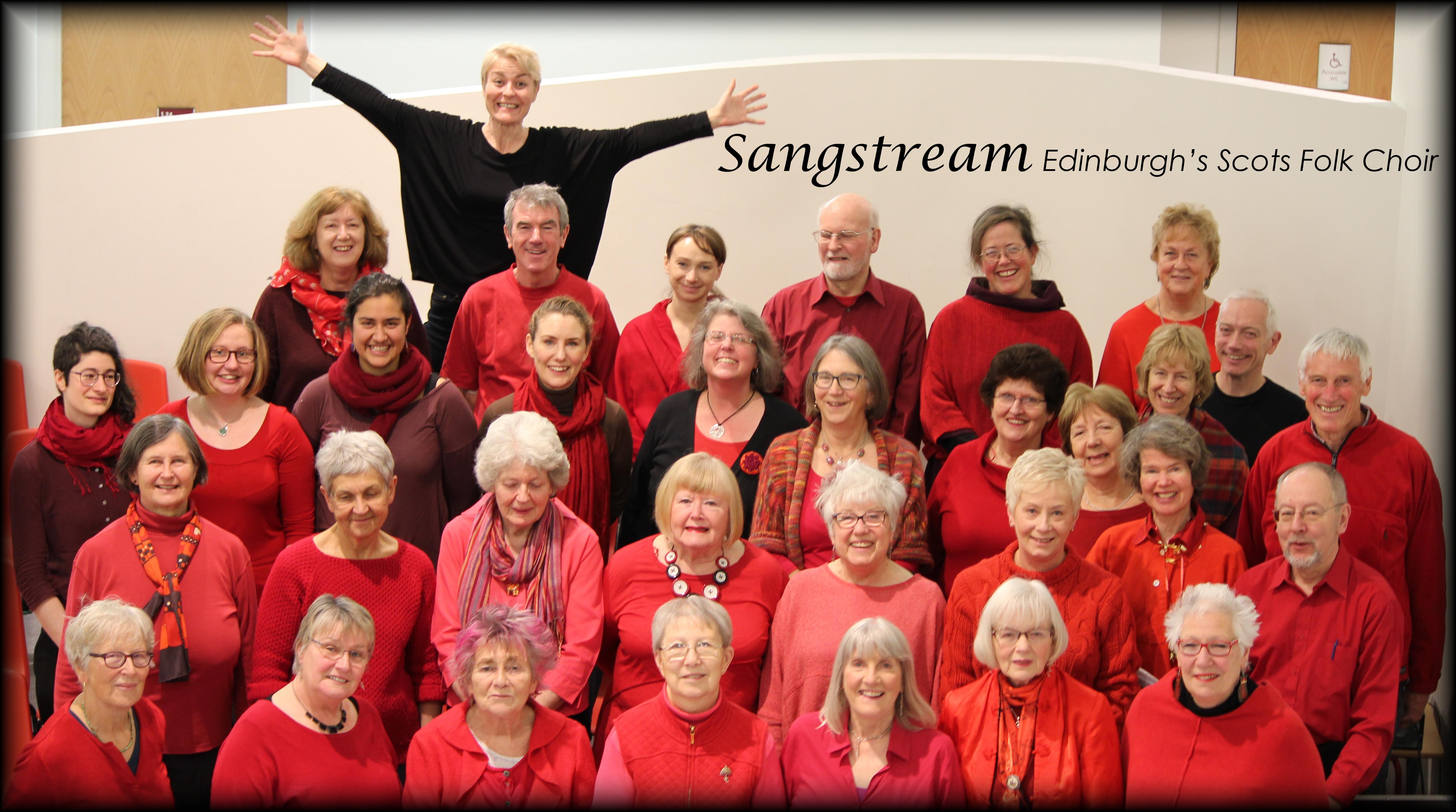 Sangstream